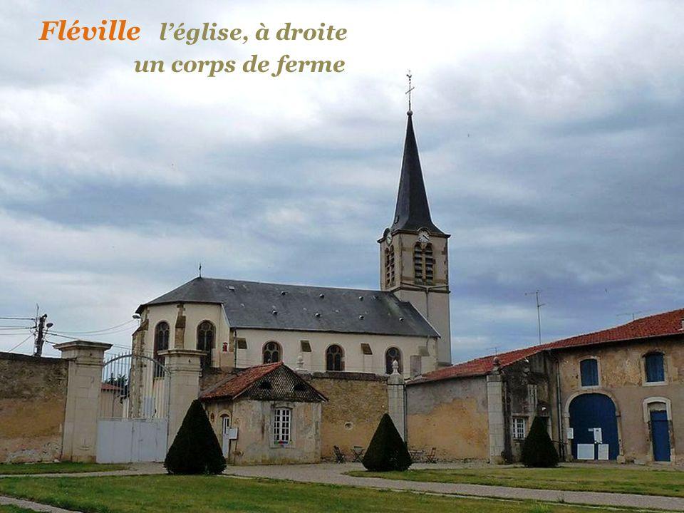 Fléville Le château Son musée de calèches