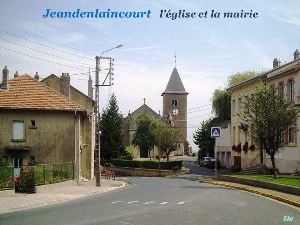 Eply vue générale du village