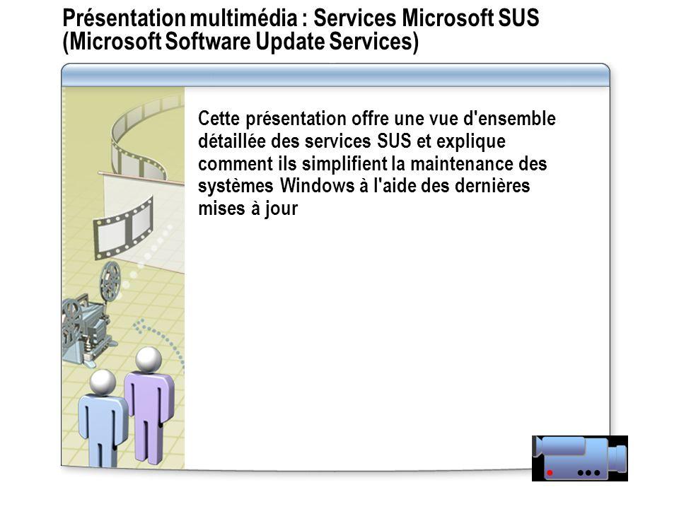 Comment configurer la fonctionnalité Mises à jour automatiques .