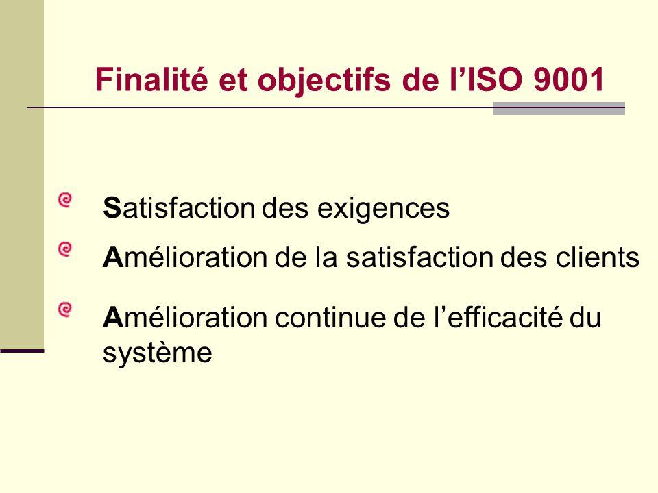 Pourquoi les normes ISO 9001 ? Parce que Langage commun
