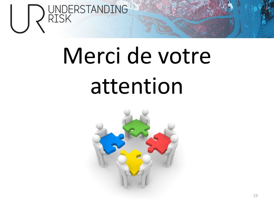 Merci de votre attention 19