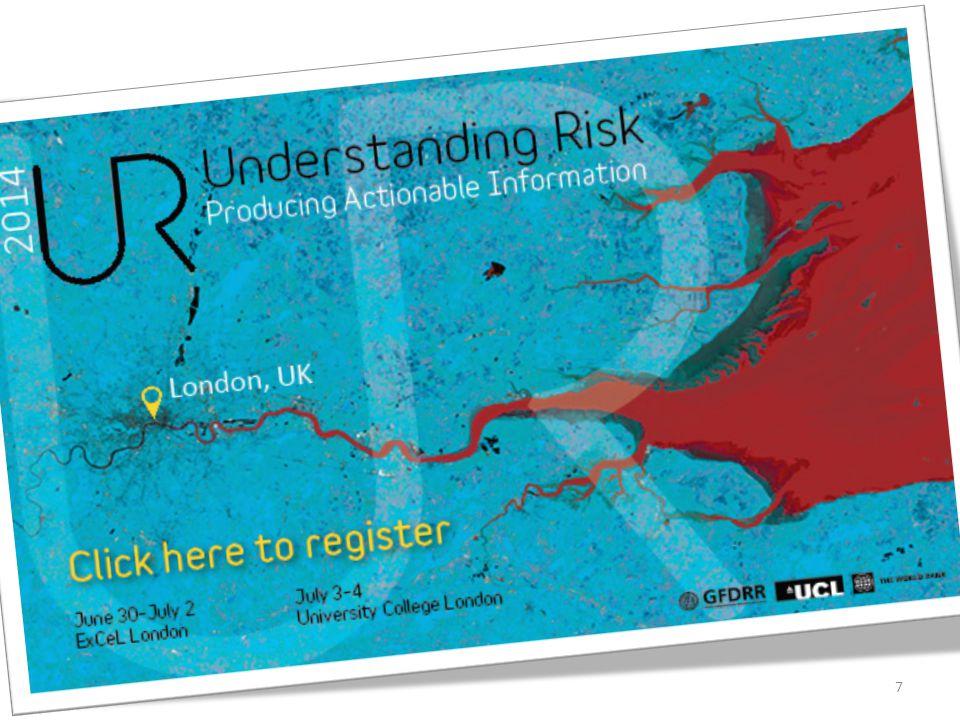 I.Understanding Risk (UR): une approche, une communauté et quelques principes II.Le Forum UR en Haïti: résultats des discussions préliminaires III.Lor