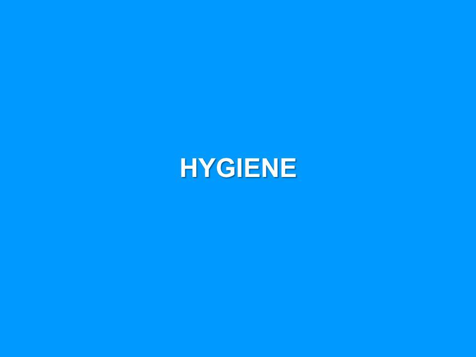 9 HYGIENE