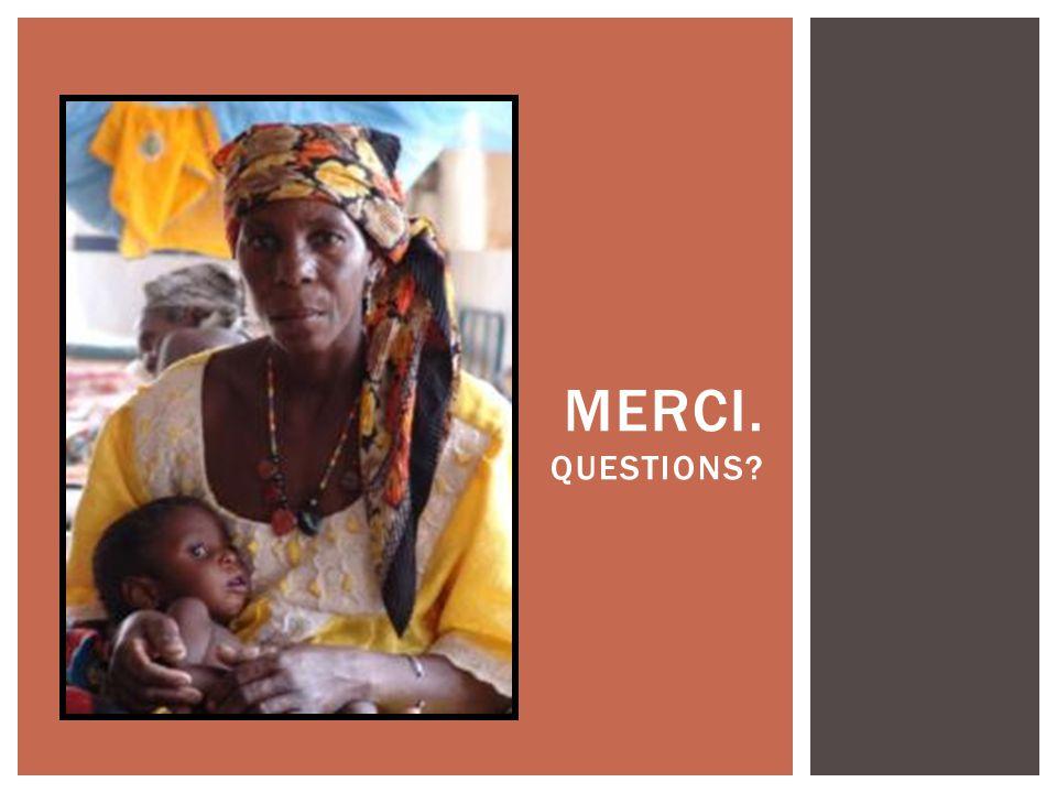 MERCI. QUESTIONS?
