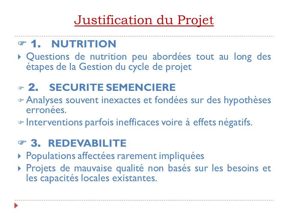 Justification du Projet 1.