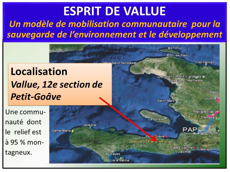 Environnement: code de la montagne ESPRIT DE VALLUE Un modèle de mobilisation communautaire pour la sauvegarde de lenvironnement et le développement
