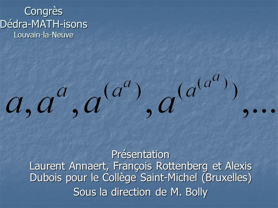 D) Pour a = 1,44 : exponentielle croissante tangente à x, une solution D) Pour a = 1,44 : exponentielle croissante tangente à x, une solution