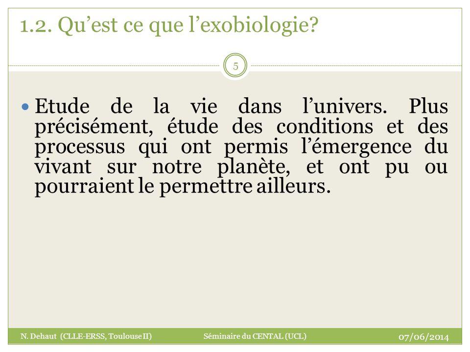 4.Le recours à des experts 07/06/2014 N.