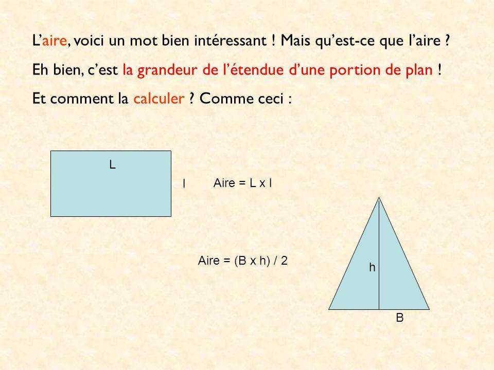 4° Comment déterminer les points sur les bords du polygone.