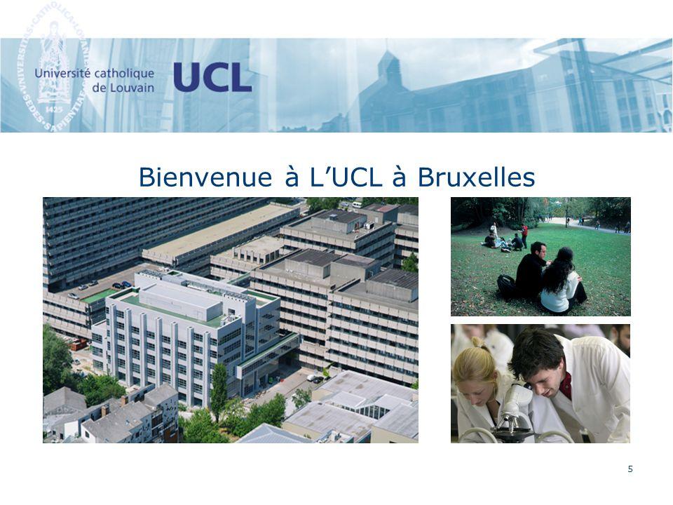 5 Bienvenue à LUCL à Bruxelles