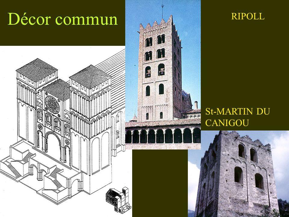 Décor commun RIPOLL St-MARTIN DU CANIGOU