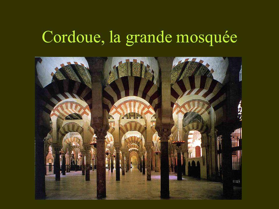 Cordoue, la grande mosquée