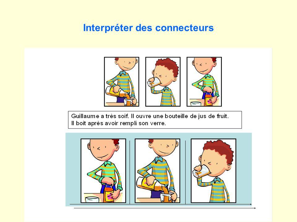 Interpréter des connecteurs