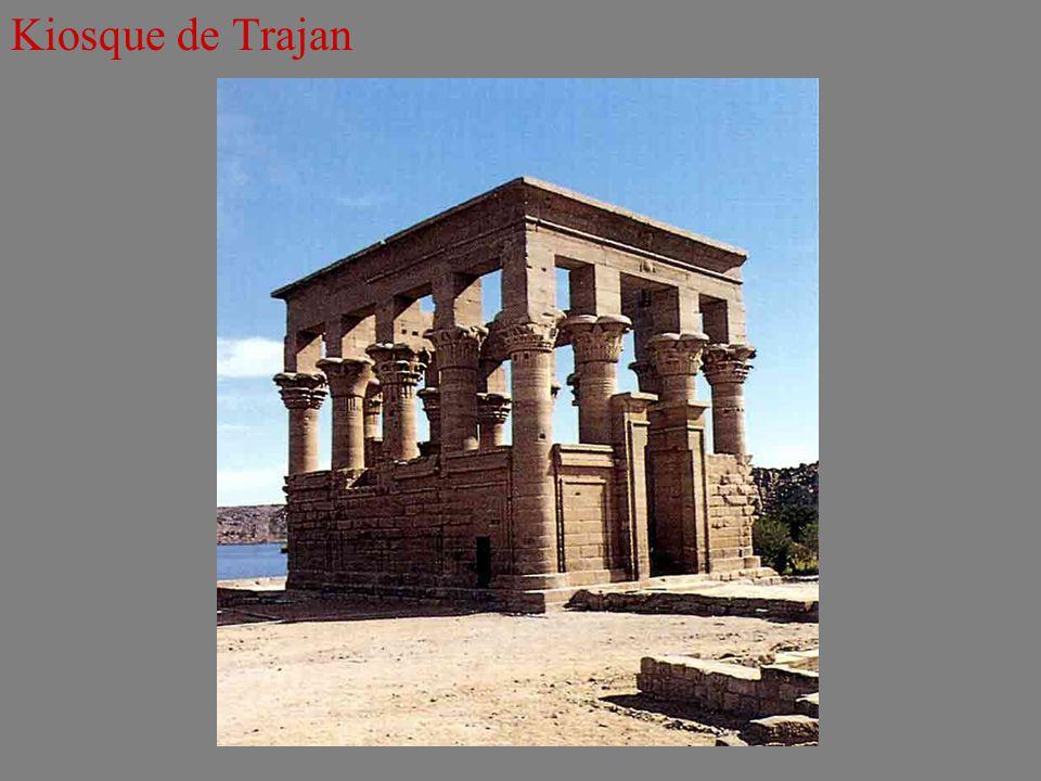 Kiosque de Trajan