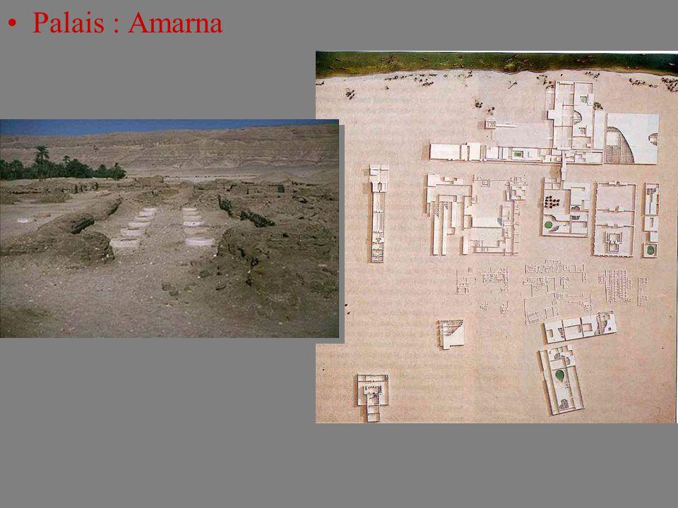 Palais : Amarna