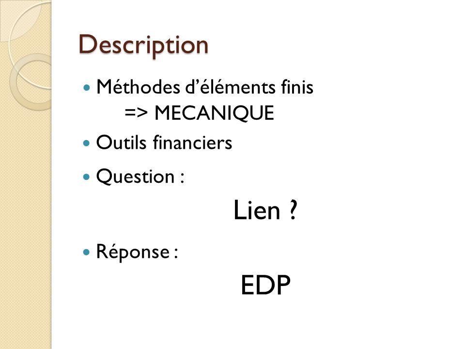 Objectifs à long terme Ecrire un programme déléments finis 3D instationnaire retour dans le temps capable de traiter les discontinuités