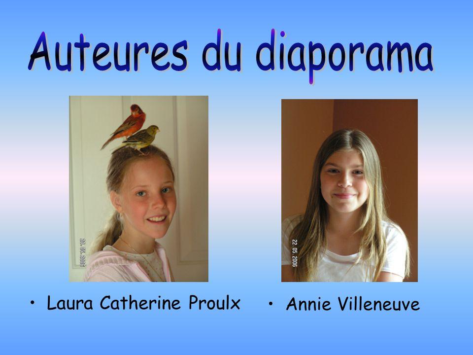 Laura Catherine Proulx Annie Villeneuve