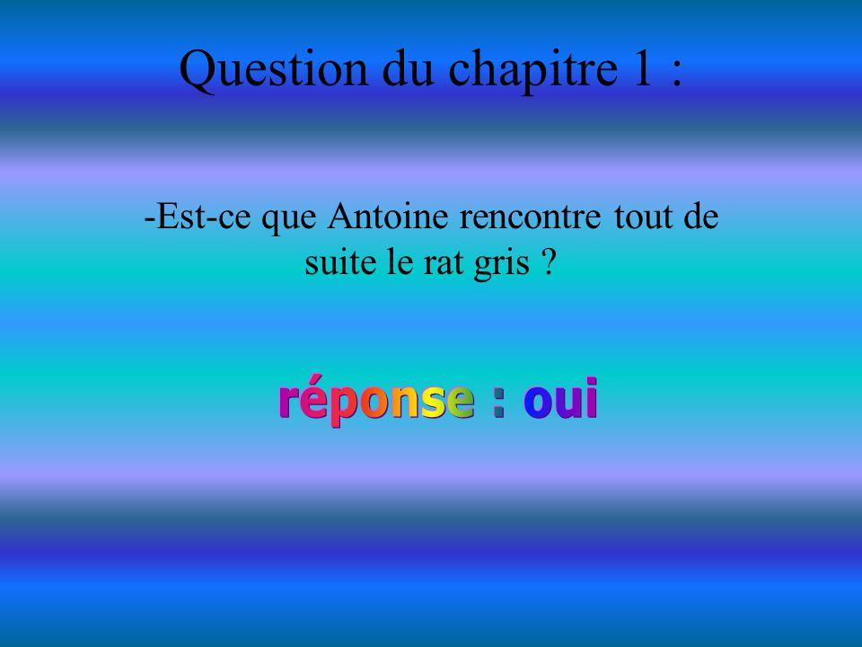 Questions sur le livre Antoine & Alfred. De Christine Brouillet