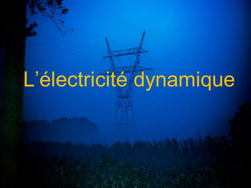 Lélectricité dynamique