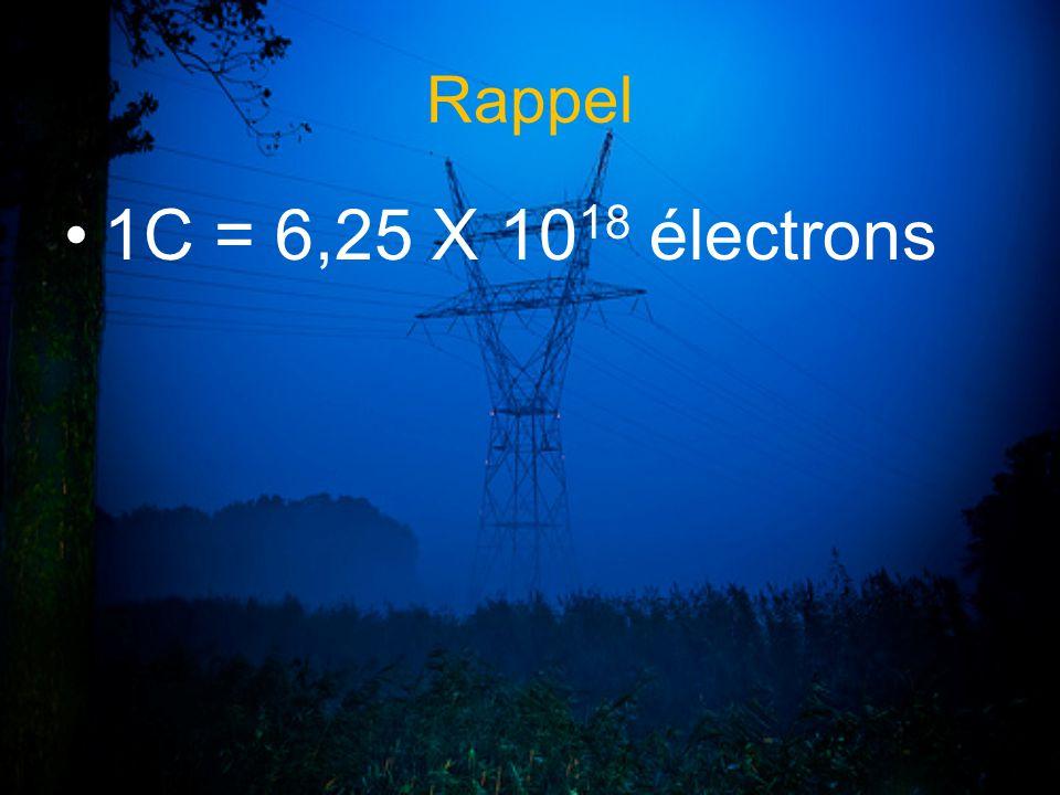 Défis électriques Dans un circuit en série lintensité du courant électrique (ampère) est constante dans tout le circuit.