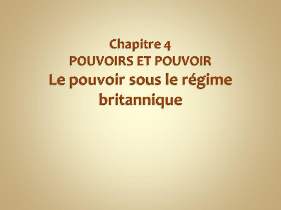 Acte dUnion en 1840 Acte constitutionnel 1791
