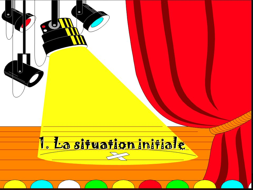 1. La situation initiale