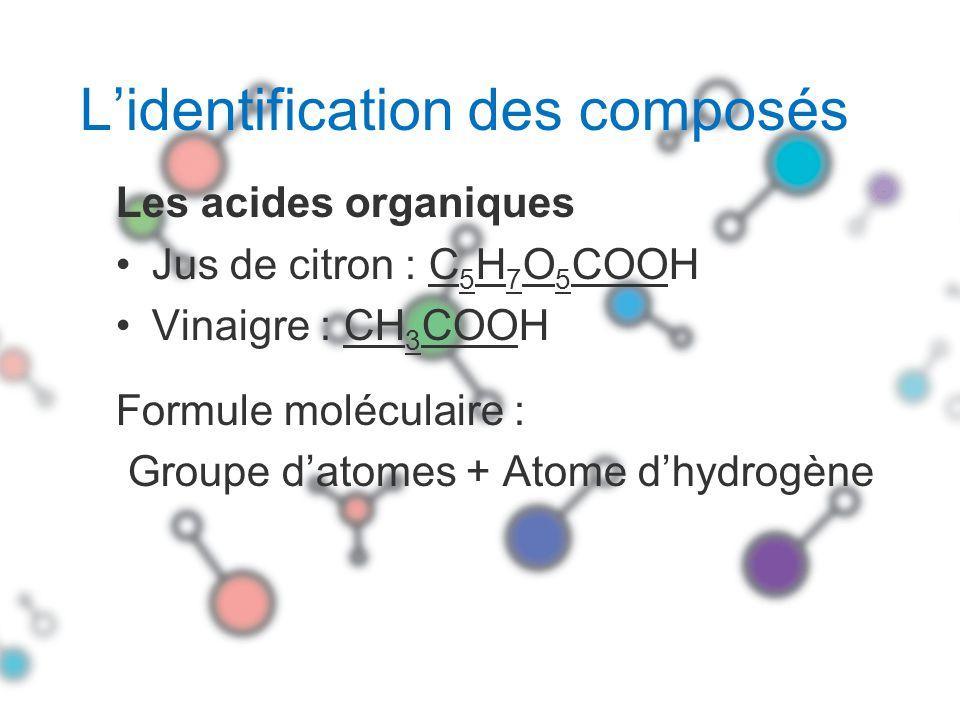Les acides et les bases BASES Ce sont des substances qui libèrent des ions OH - (aq) lorsquils sont dissous dans leau.
