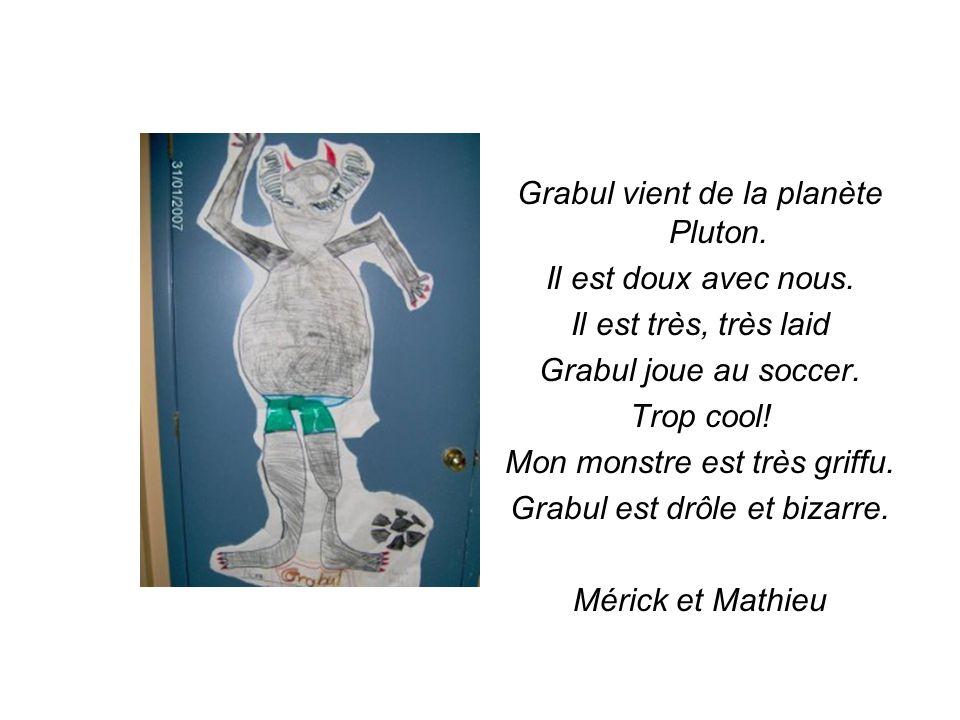 Tirbouchon vient de la France.Tirbouchon est féroce et magique.