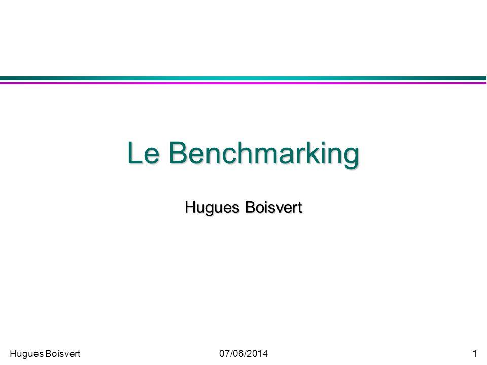 Hugues Boisvert07/06/2014 11 Les facteurs de succès Le budget.