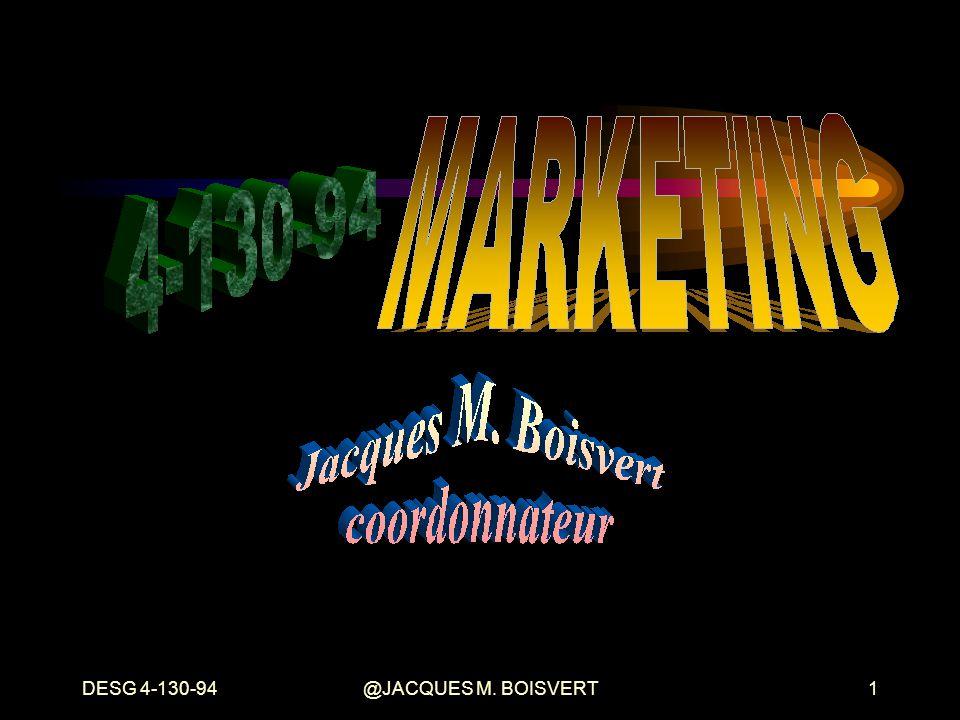 DESG 4-130-94@JACQUES M. BOISVERT1