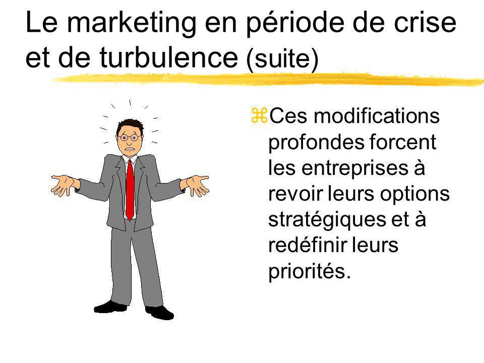 En résumé... zPour prendre de bonnes décisions en marketing...