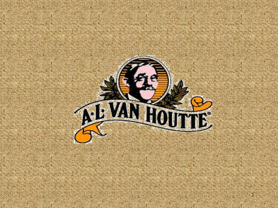 2 Survol de lentreprise « A.L.Van Houtte constitue une des organisations les mieux intégrées de son industrie.