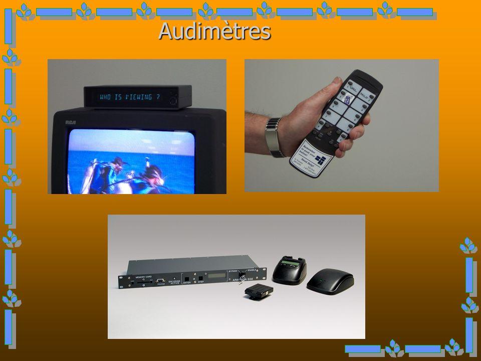 Estime les audiences de la télévision et la fréquentation des sites web, mais aussi de la radio + médias imprimésEstime les audiences de la télévision