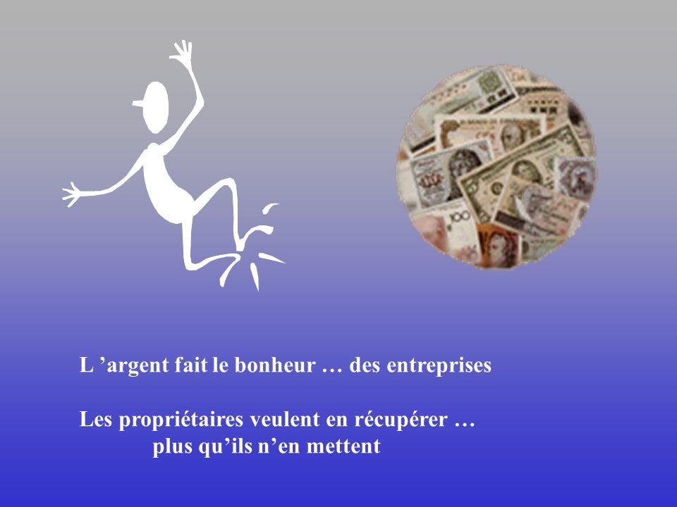 LA FONCTION FINANCE DANS LENTREPRISE