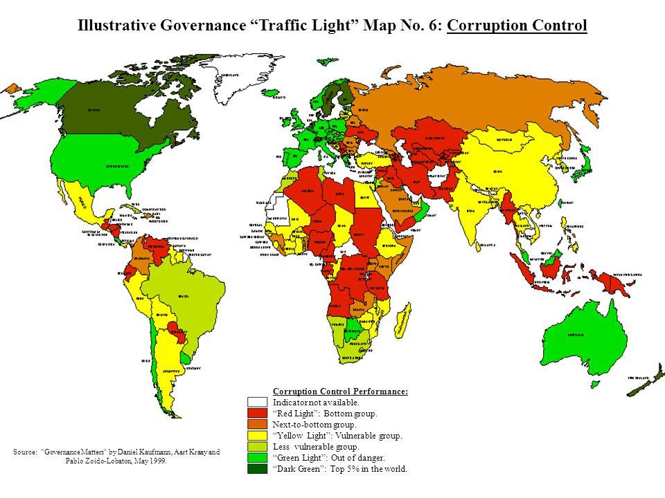 Développement et institutions économiques (automne 2001) Pauvreté = corruption