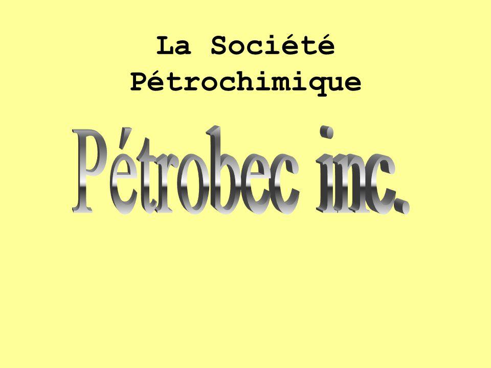 Historique La Société Pétrochimique Pétrobec a commencé ses activités en novembre 1986 Elle est devenue publique le 8 avril 1987 La matière première de Pétrobec est le naphte Pétrobec est le premier producteur et fournisseur de phénol, d acétone et de ses dérivés au Canada