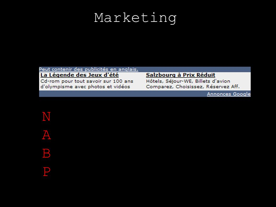 Marketing NABPNABP