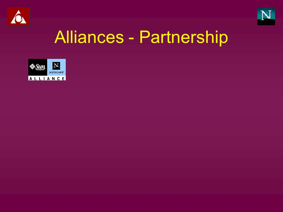 Alliances - Partnership