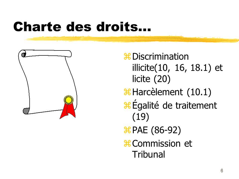6 Charte des droits...