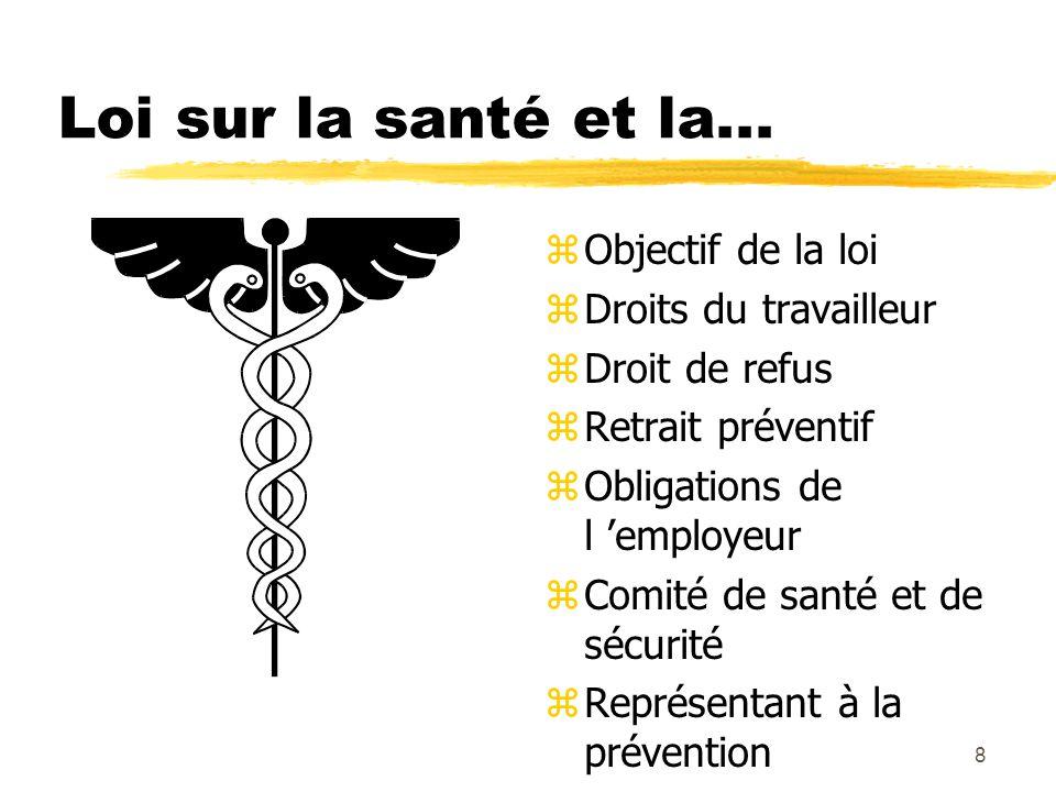 8 Loi sur la santé et la...