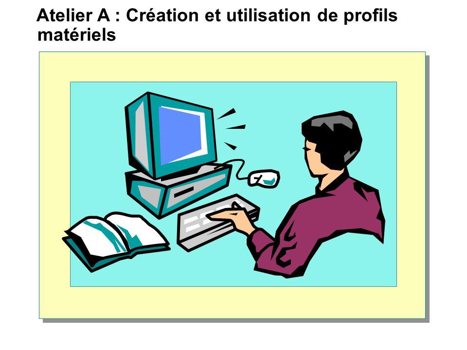 Gestion des applications Gestion Utilisez Ajout/Suppression de programmes pour gérer les applications sur les ordinateurs clients Gestion Utilisez Ajout/Suppression de programmes pour gérer les applications sur les ordinateurs clients Préparation Identifiez les produits qui fonctionneront sur la plate-forme Windows 2000 Préparation Identifiez les produits qui fonctionneront sur la plate-forme Windows 2000 Installation Installez des applications ou des lots Windows Installer depuis un CD-ROM, un réseau ou Internet Installation Installez des applications ou des lots Windows Installer depuis un CD-ROM, un réseau ou Internet 11 22 33