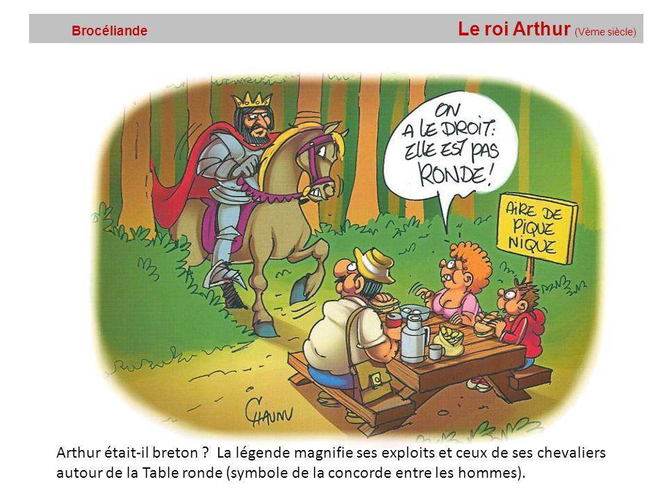 Arthur était-il breton .