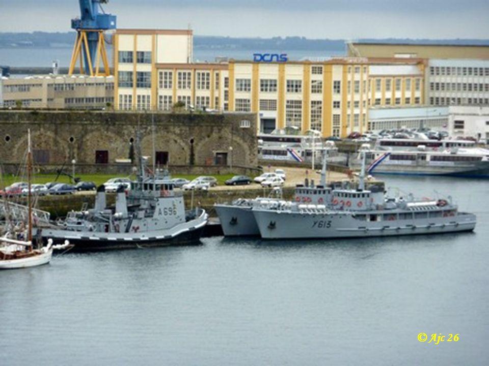 Port de Brest © Ajc 26