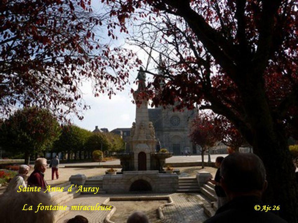 Mémorial Sainte Anne d Auray © Ajc 26