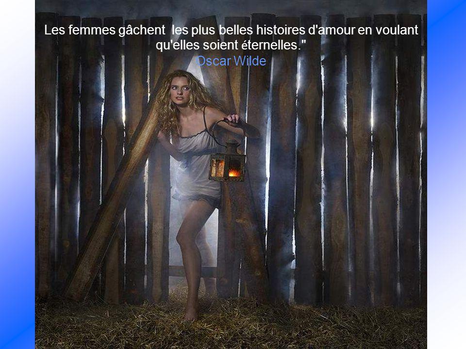 Si la femme était bonne, Dieu en aurait une. Sacha Guitry