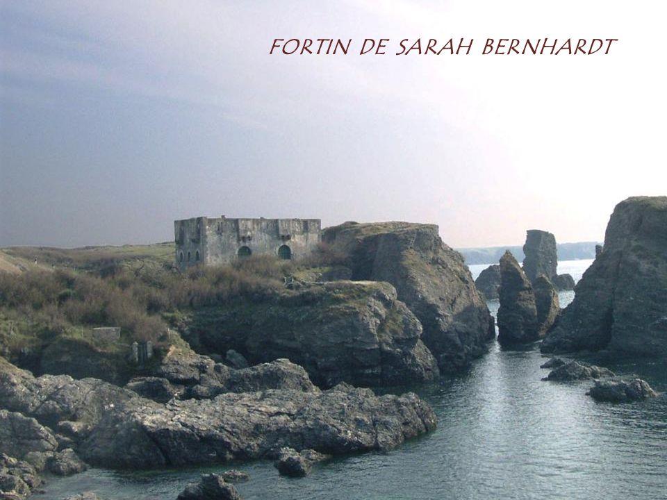 FORTIN DE SARAH BERNHARDT