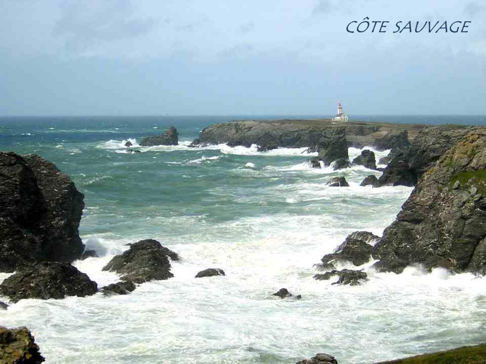 La côte Sud-ouest