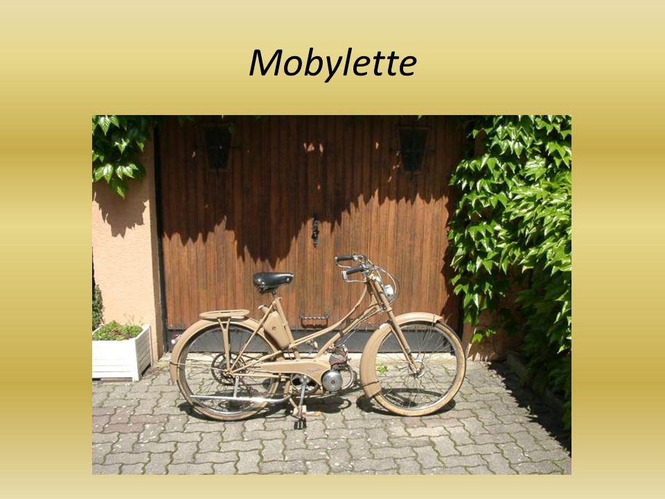 Vélo Solex