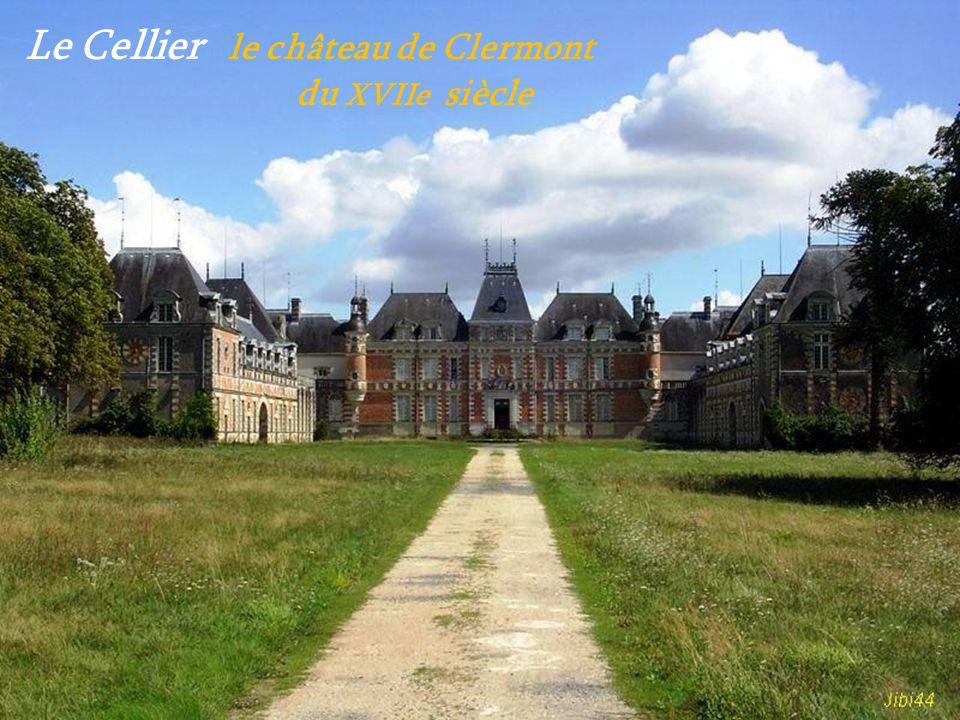Ancenis le château et les remparts