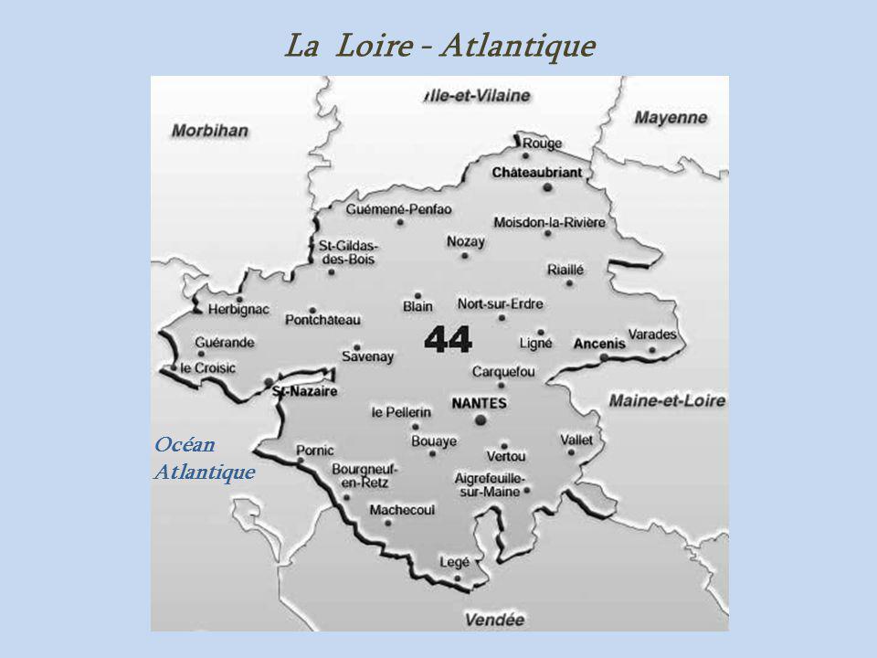 La Loire - Atlantique Océan Atlantique